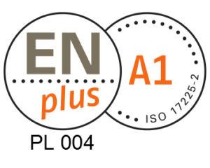 "ENplus Quality seal A1 PL 004 002 300x240 - Pellet ""Barlinek"" 6mm"